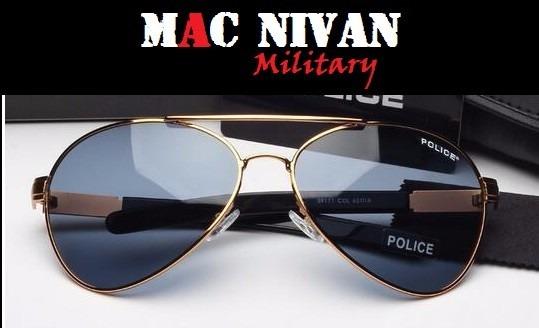 Óculos De Sol Aviador Masculino C  100% Uva-uvb Frete Grátis - R ... 6964ff600b