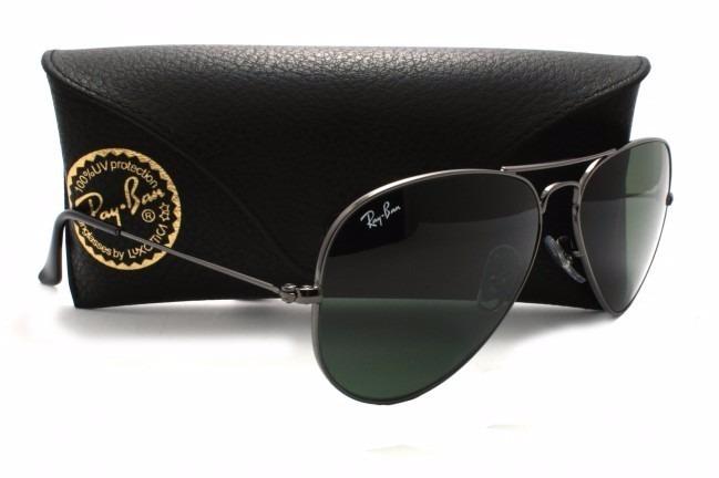 Óculos De Sol Aviador Masculino Feminino Super Promoção - R  39,00 ... b86619ab36