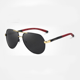 Óculos De Sol Aviador Masculino Kingseven® K725