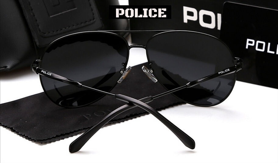 Óculos De Sol Aviador Masculino Polarizado Escuro ++ - R  149,90 em ... fd105f3856
