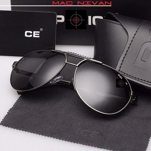 b4c2c234fd5a1 Óculos De Sol Aviador Polarizado 100% Uva E Uvb O Melhor!! - R  157 ...