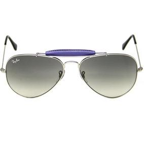 4f4e18896 Oculos Ray Ban Aviator Tamanho 58 - Óculos no Mercado Livre Brasil