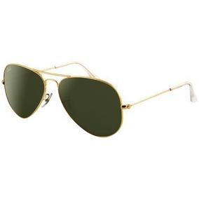 1dd0c56fe Lindo Ray Ban 3025 Aviador Prata Lente Espelhada De Sol - Óculos no ...