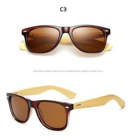 7fd8519b0 Oculos Bambu De Sol - Óculos no Mercado Livre Brasil
