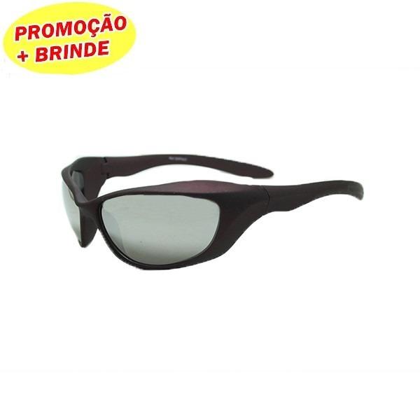 c1a40576b6357 Oculos De Sol Barato Esportivo Masculino Com Proteção Uv 400 - R  46 ...