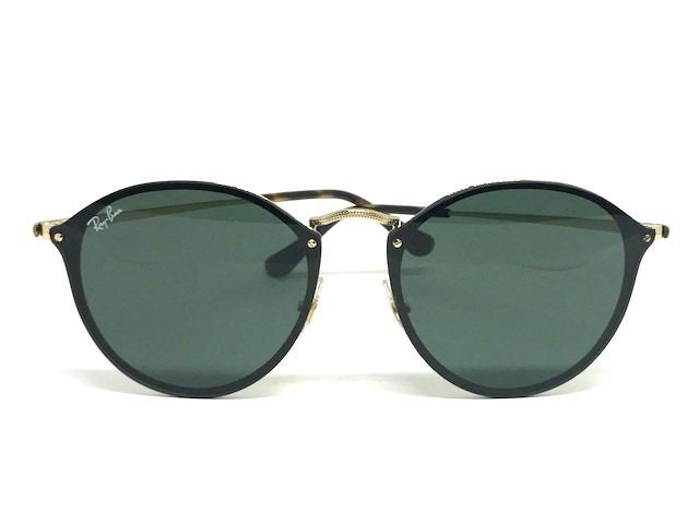 Oculos De Sol Blaze Round Ray Ban Rb 3574n 001 71 59 - R  500,00 em ... c3fb3fab07