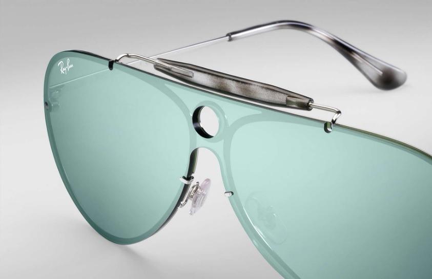 Óculos De Sol Blaze Shooter Ray-ban - R  489,90 em Mercado Livre e4701185ad