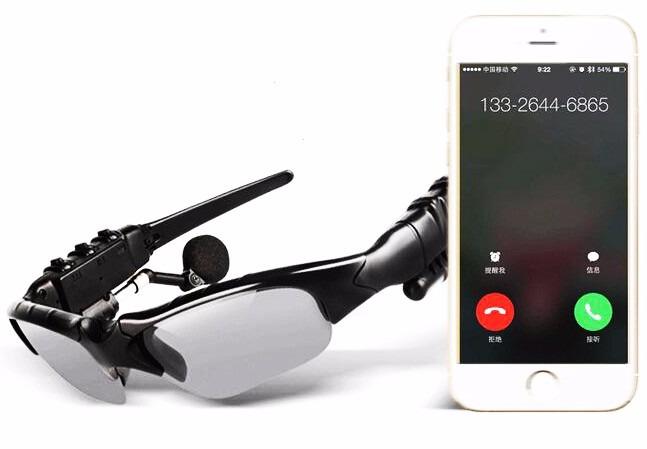 Oculos De Sol Bluetooth Com Mp3 Player E Fone De Ouvido - R  119,90 em  Mercado Livre 3ea8c35aa6