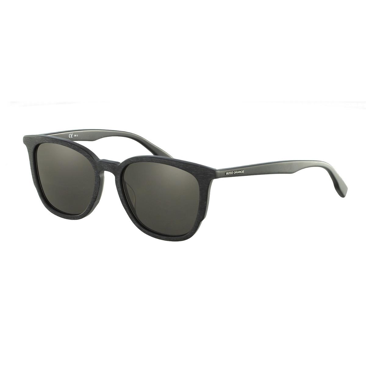 Óculos De Sol Boss Orange Casual Preto - R  449,00 em Mercado Livre 64f05da6a0