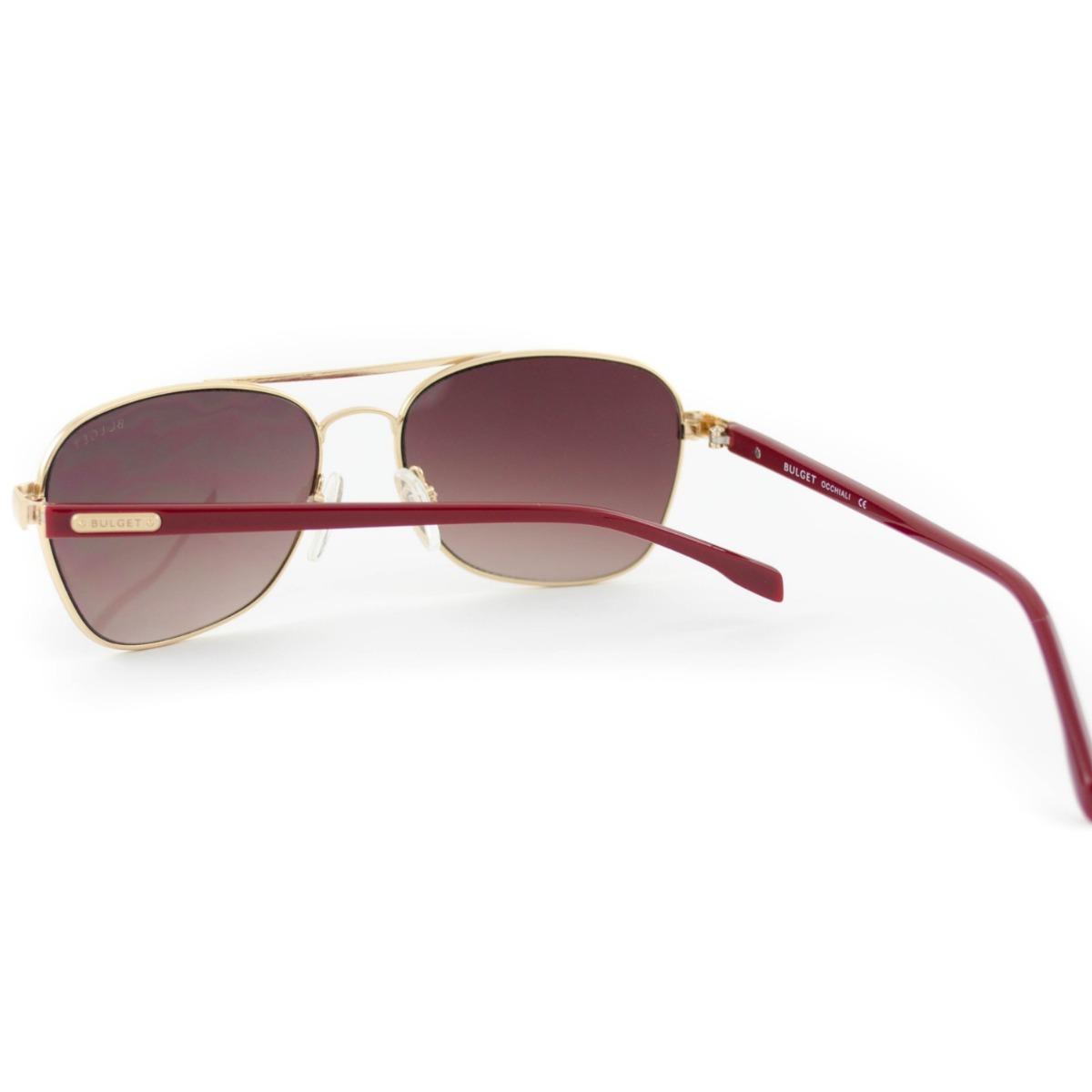 óculos de sol bulget - bg3166 04b - dourado. Carregando zoom. 0581caec7b