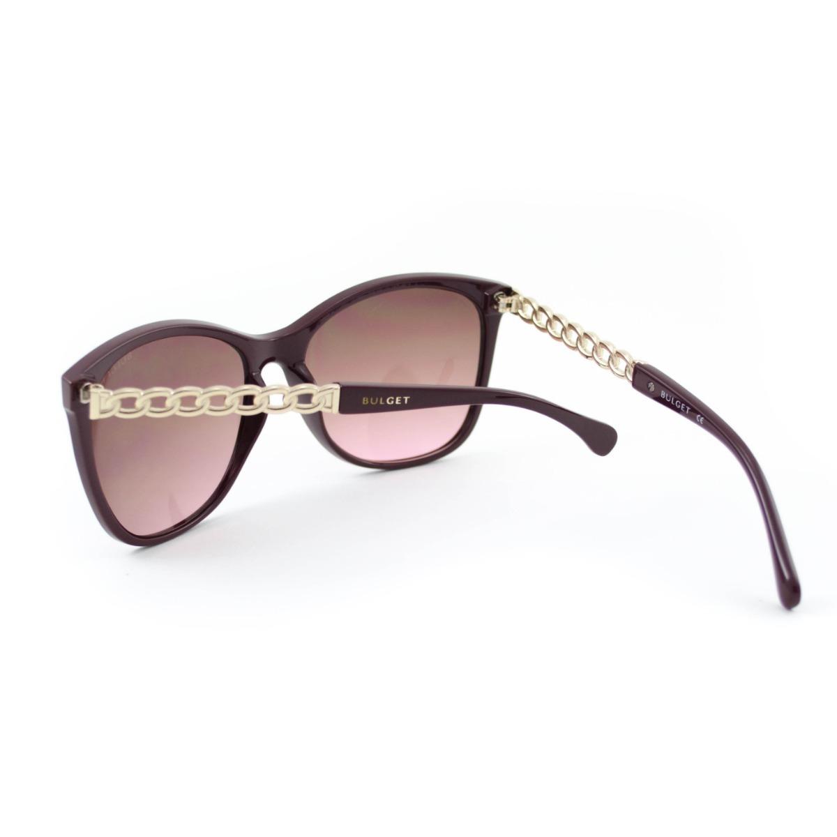 0dc9e94c0 Óculos De Sol Bulget - Bg5120 D01 - Vermelho - R$ 199,99 em Mercado ...