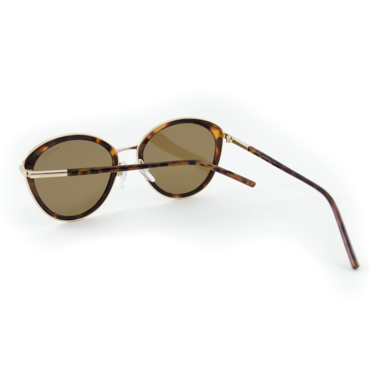 Óculos De Sol Bulget - Bg5142 G21 - Marrom - R  199,99 em Mercado Livre 015ad6be13