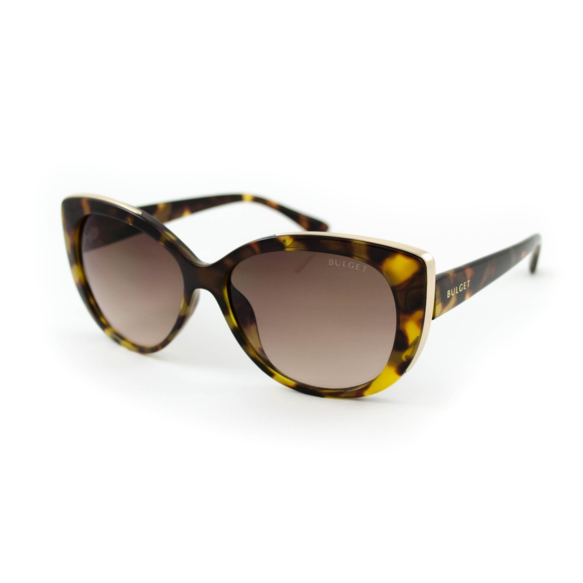772739ad08ed8 Óculos De Sol Bulget - Bg5162 G21 - Marrom - R  199,99 em Mercado Livre