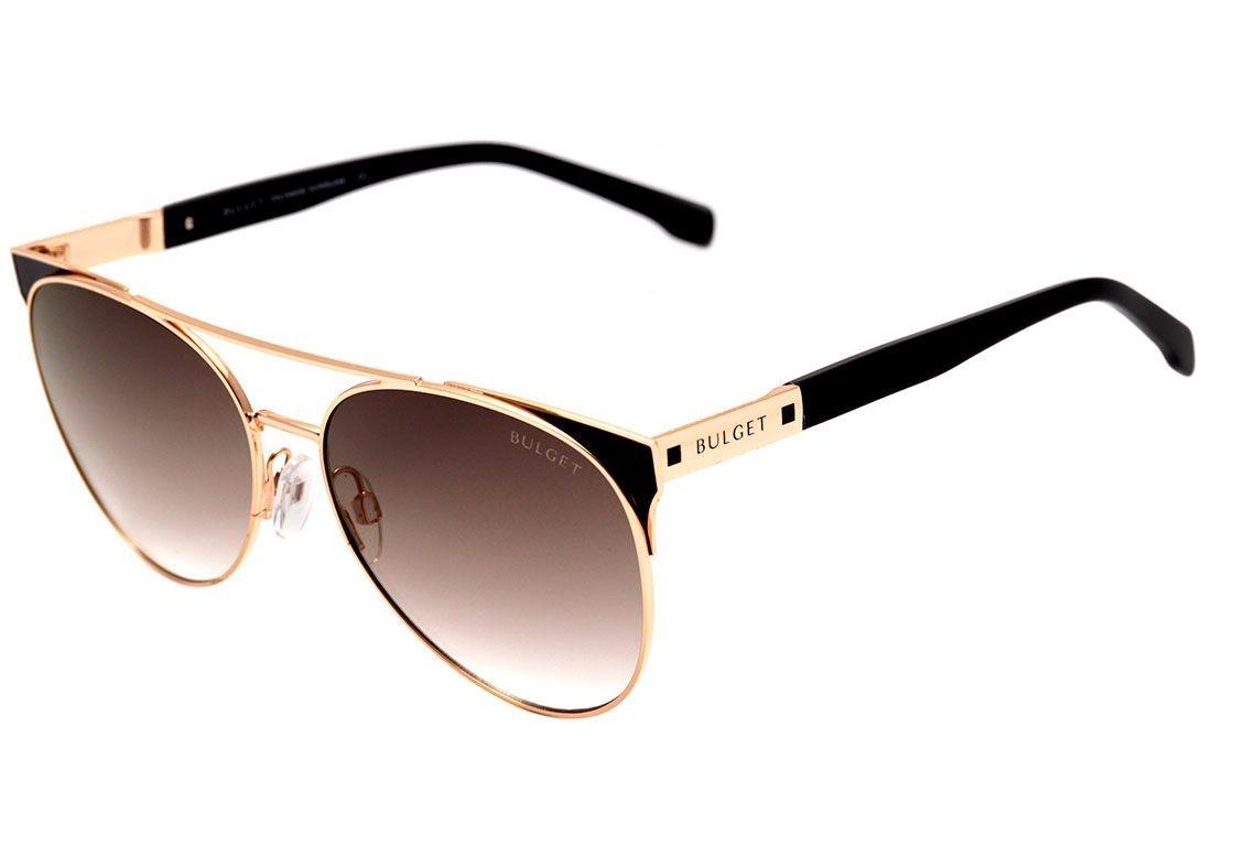 418838f16 Óculos De Sol Bulget Feminino Bg3248 09a - R$ 266,40 em Mercado Livre
