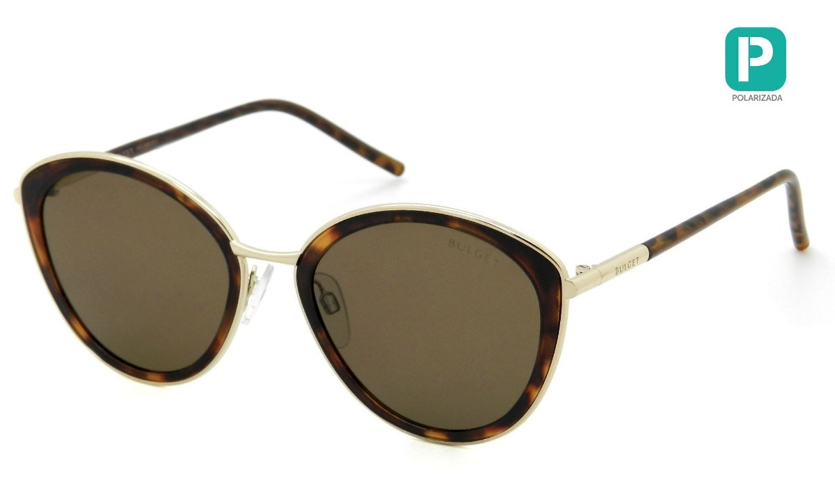 Óculos De Sol Bulget Feminino Bg5142 G21 - R  281,70 em Mercado Livre fe6a1d26aa