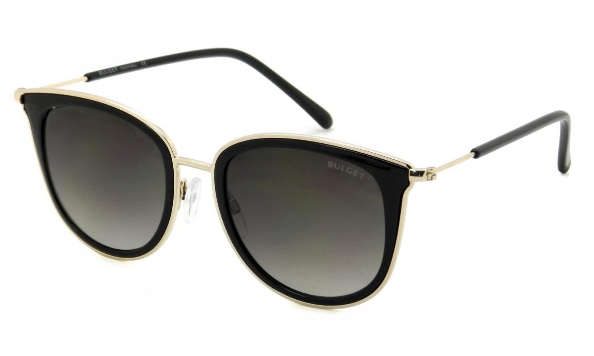 Óculos De Sol Bulget Feminino Bg5156 A01 - R  281,70 em Mercado Livre c2085f1e5c