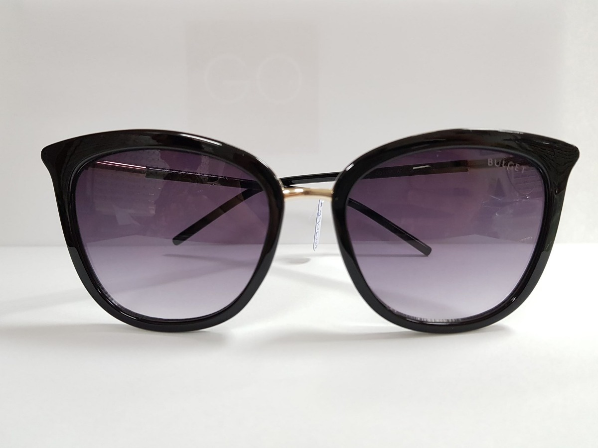 4fc91f2aac6b1 óculos de sol bulget feminino bg5186 a01 - 21. Carregando zoom.