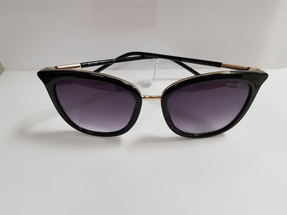 3bcd5b24cabb7 óculos de sol bulget feminino bg5186 a01 - 21. Carregando zoom.
