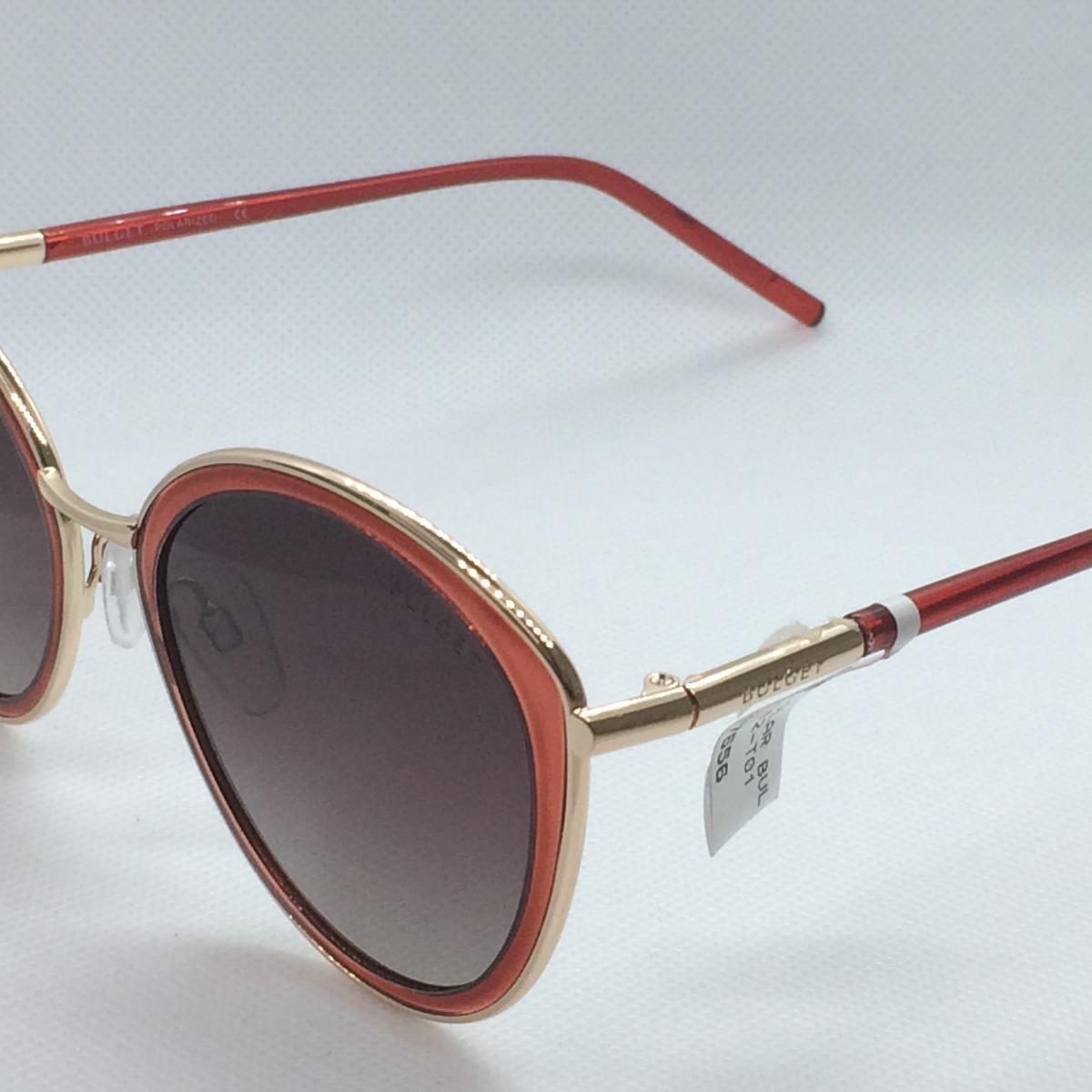 Óculos De Sol Bulget Polarized Bg5142 T01 - R  199,00 em Mercado Livre ad4f9b8a34