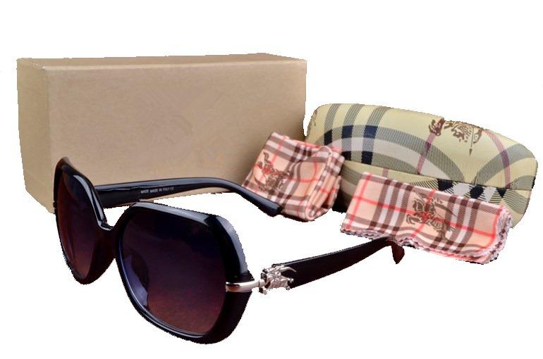 da3e9dc09 Oculos De Sol Burberry 263 Feminino + Acessórios 2019 - R  379