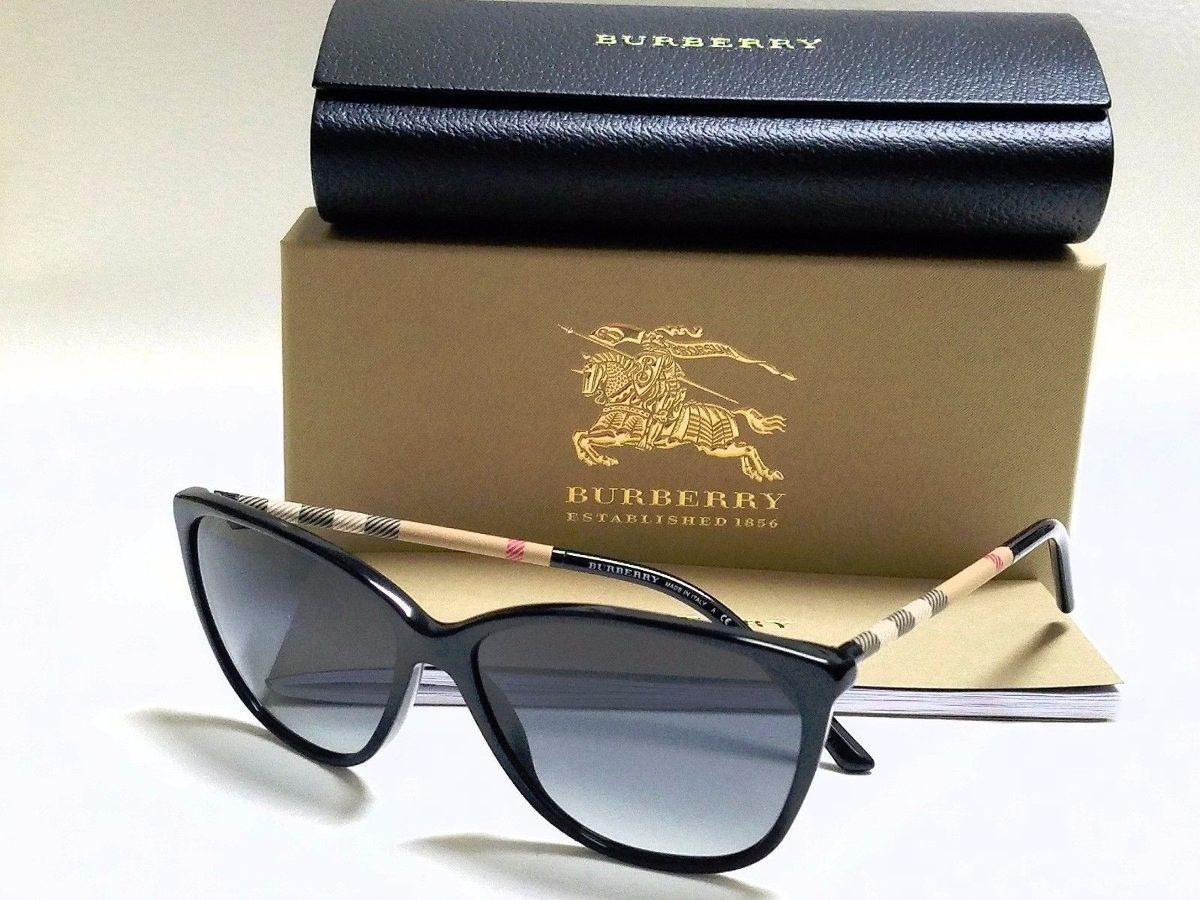 db50ce1cd3bfe óculos de sol burberry feminino original polarizado be4117. Carregando zoom.