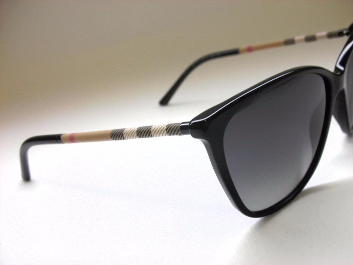 817892401 Óculos De Sol Burberry Feminino Original Polarizado Be4117 - R$ 1.012,00 em  Mercado Livre