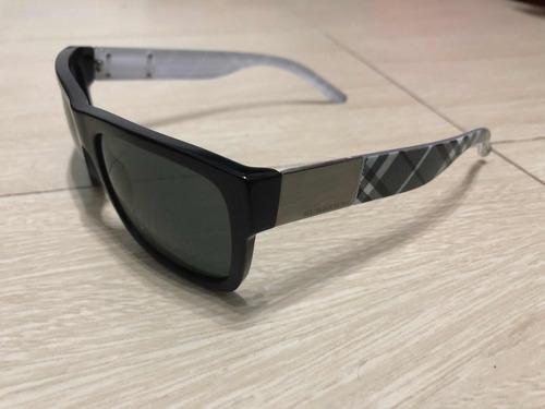 0a35ba4cc Óculos De Sol Burberry Original Preto - R$ 499,00 em Mercado Livre