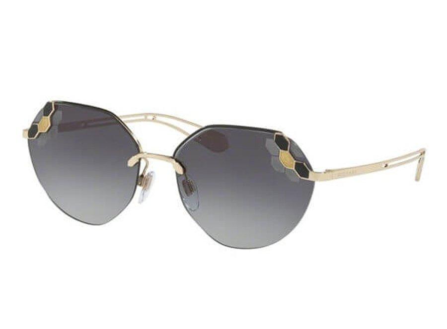 86b8dbfccab47 Óculos De Sol Bvlgari Bv6099 2018 - R  1.566,00 em Mercado Livre
