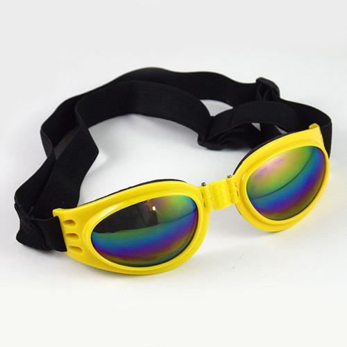aafc31c9b20e0 Óculos De Sol C  Proteção Uv P  Cães Cachorro Protege Olhos - R  39 ...