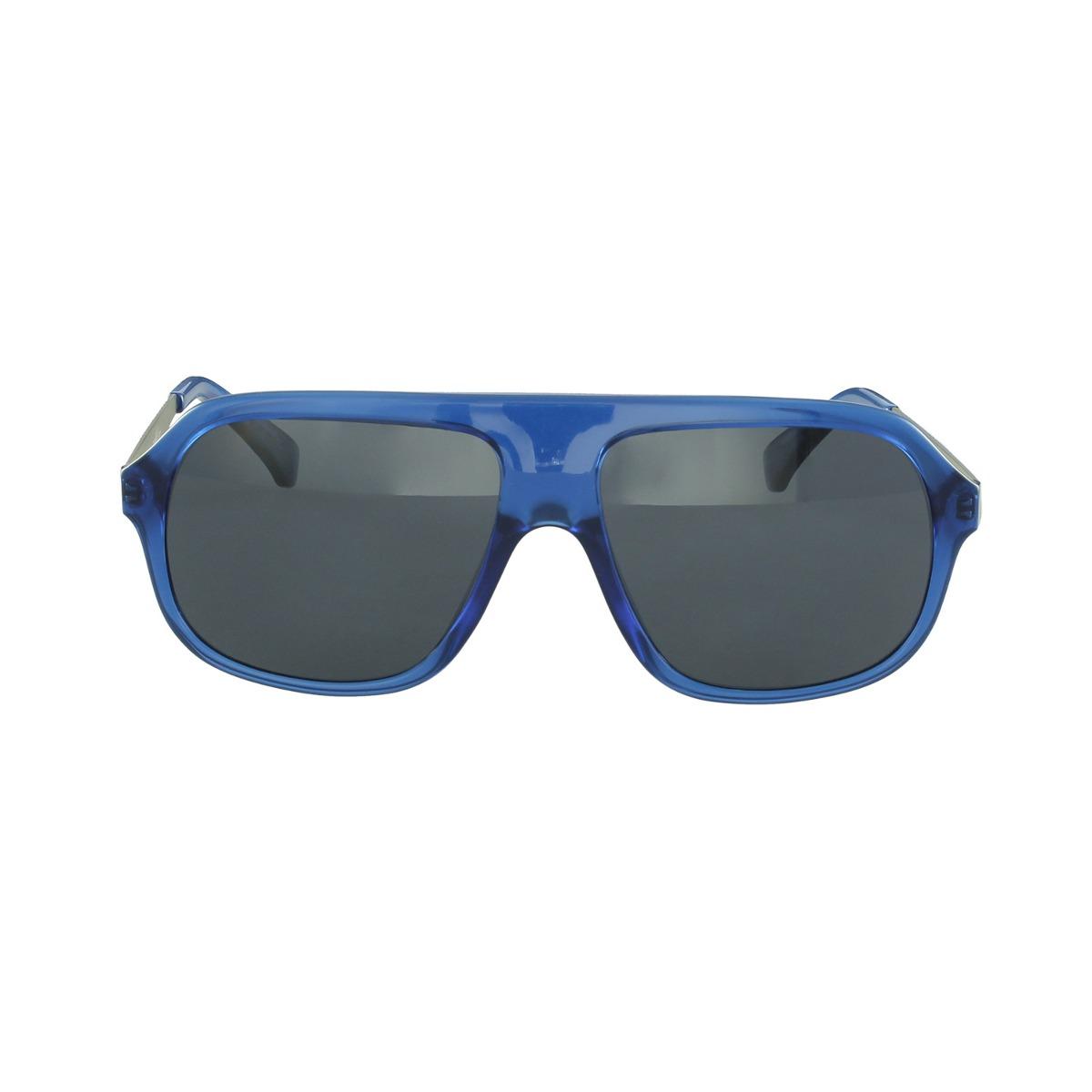 9a96cfa478417 óculos de sol calvin klein esportivo azul. Carregando zoom.