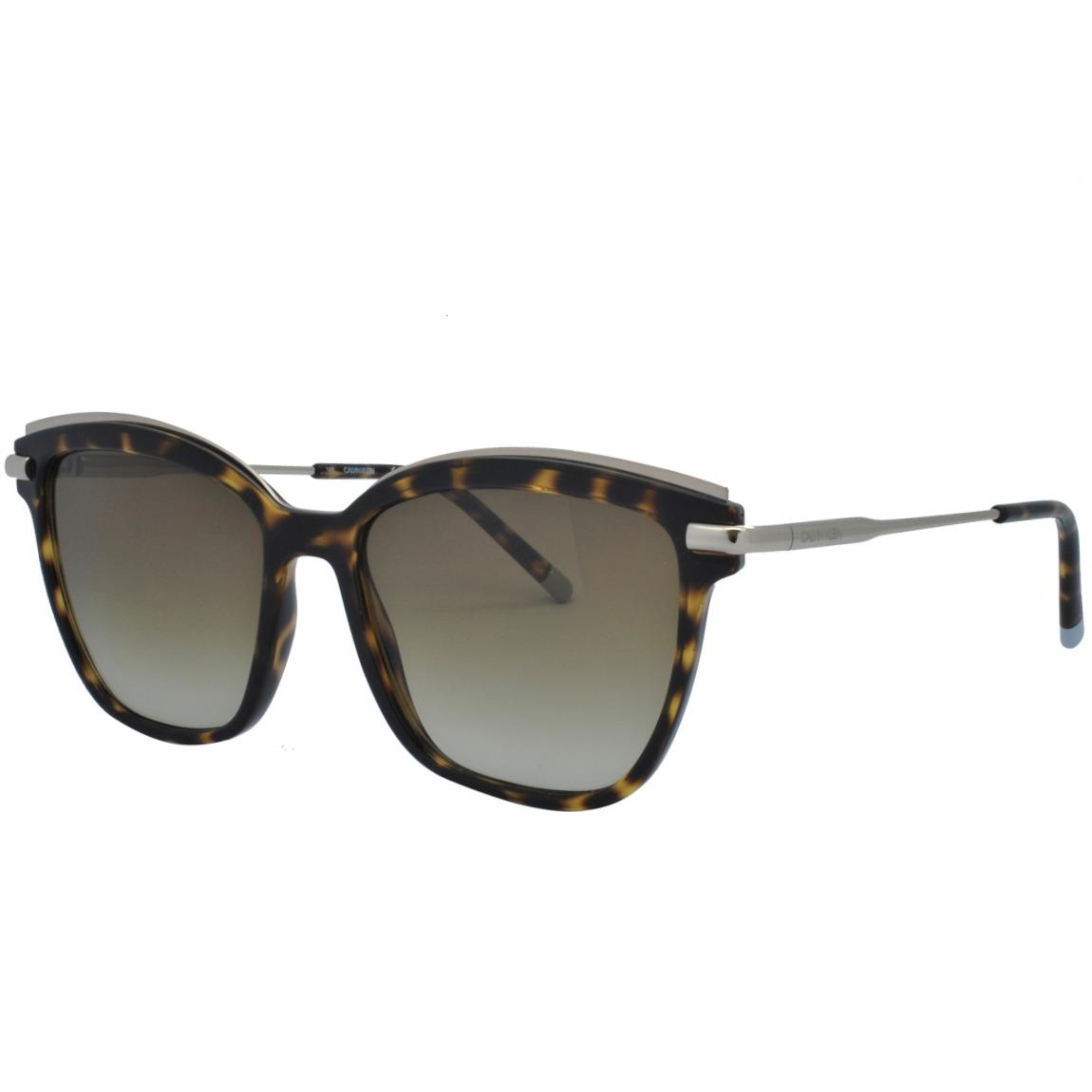 c3ee97e6919b1 óculos de sol calvin klein feminino original ck1237s 214. Carregando zoom.
