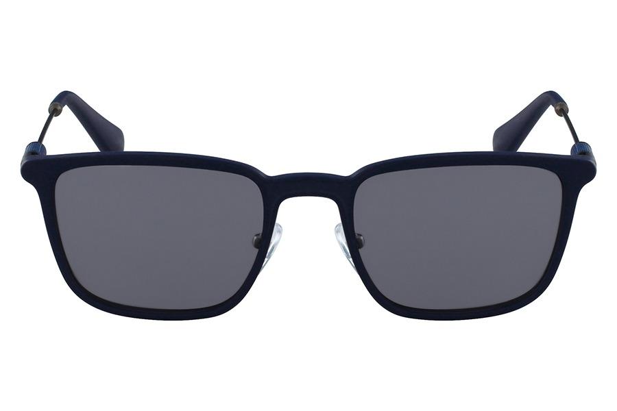d04db36fd1e47 óculos de sol calvin klein jeans ckj504s 405 52 azul fosco. Carregando zoom.