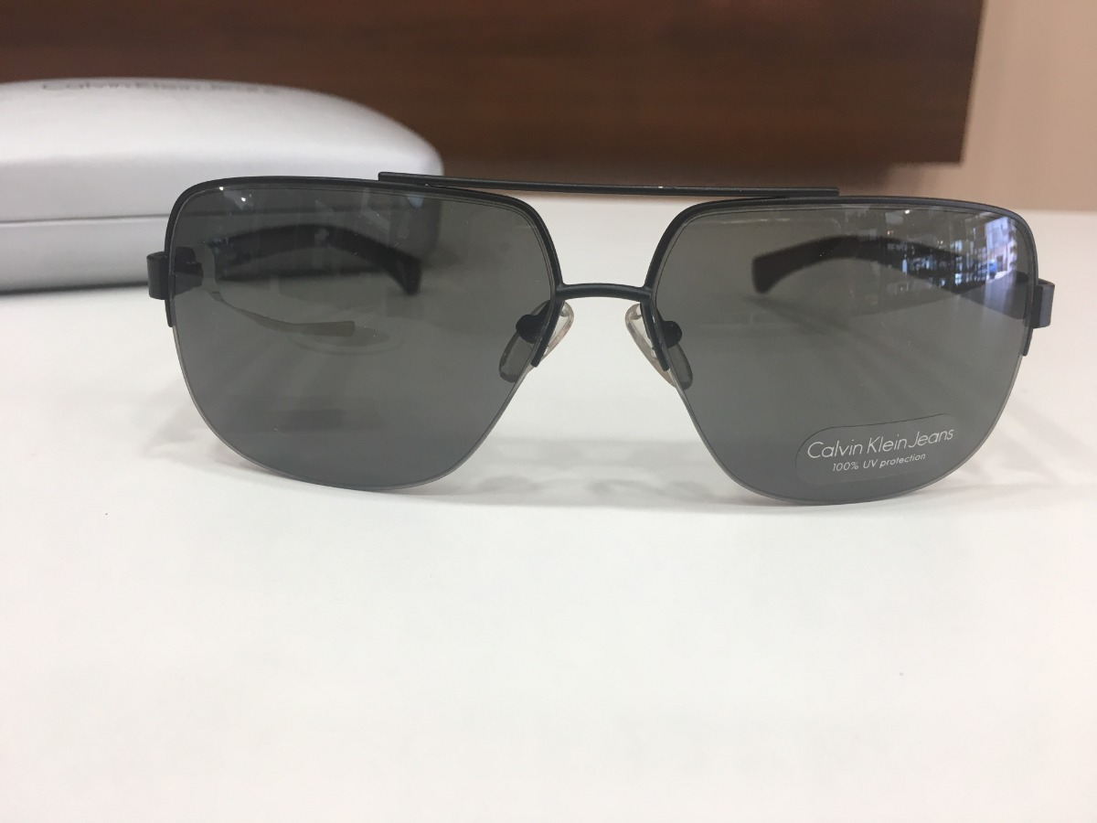 6cfa1b8930c9b Óculos De Sol Calvin Klein Jeans