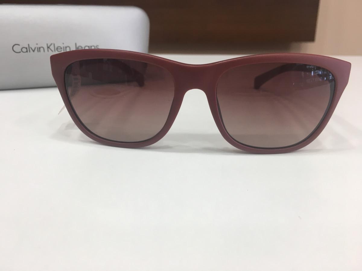 98eb2b223379d Óculos De Sol Calvin Klein Jeans