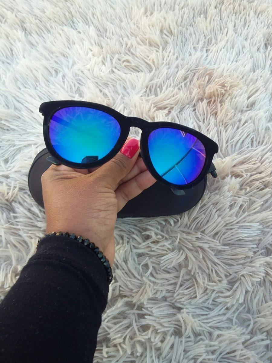 600512670 Óculos De Sol Camurça Feminino Cores Da Foto - R$ 38,00 em Mercado Livre