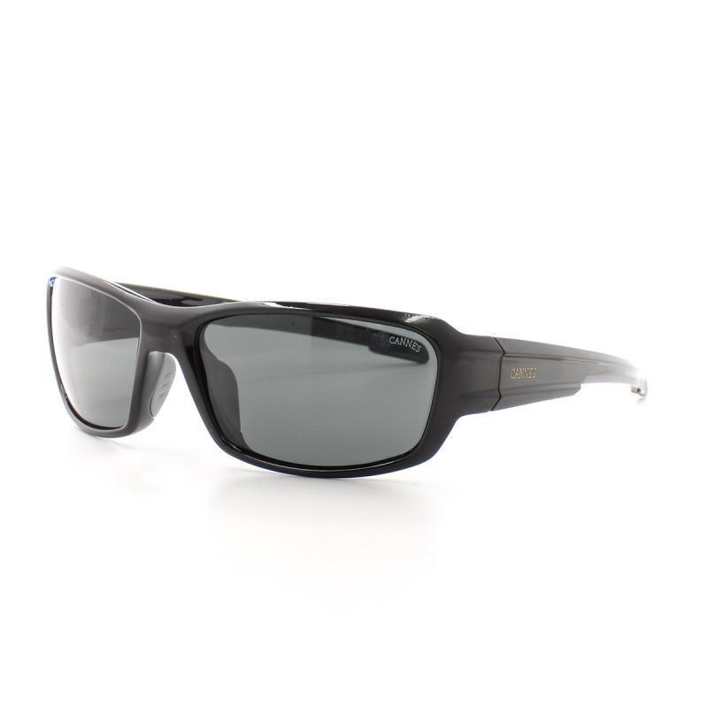 090f677fe Óculos De Sol Cannes Masculino 110 T U C 4 Esportivo Preto - R$ 210 ...