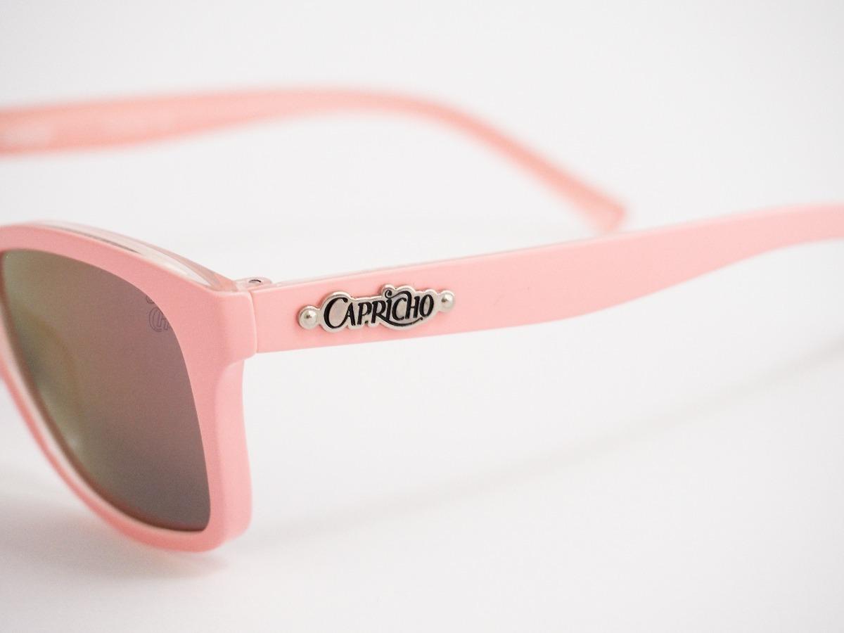 0465c952e9b3e Óculos De Sol Capricho Teen Wild Buttlerfly 76008 - R  189,00 em ...
