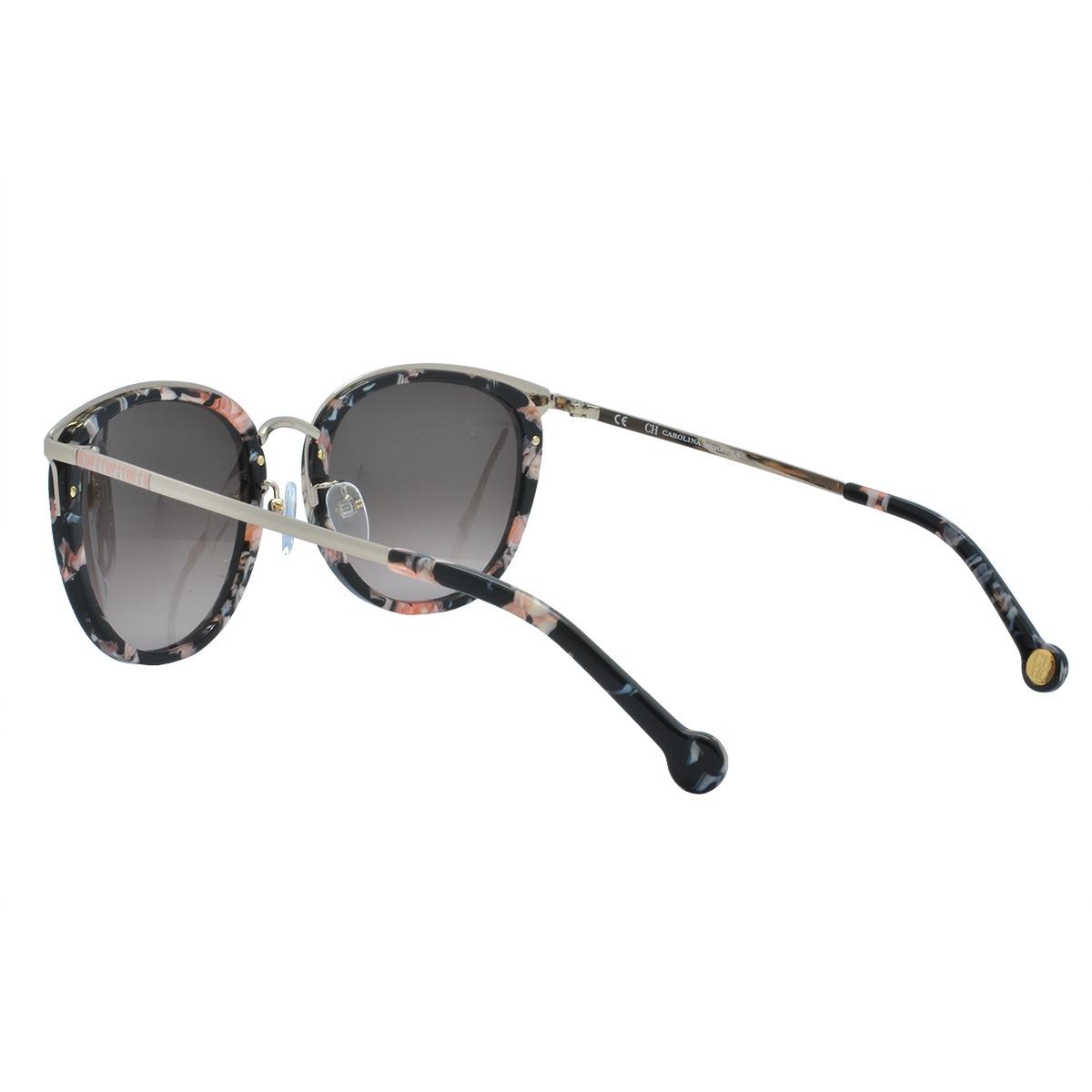 4a6243ffe7fc8 óculos de sol carolina herrera original feminino she131 09p. Carregando  zoom.