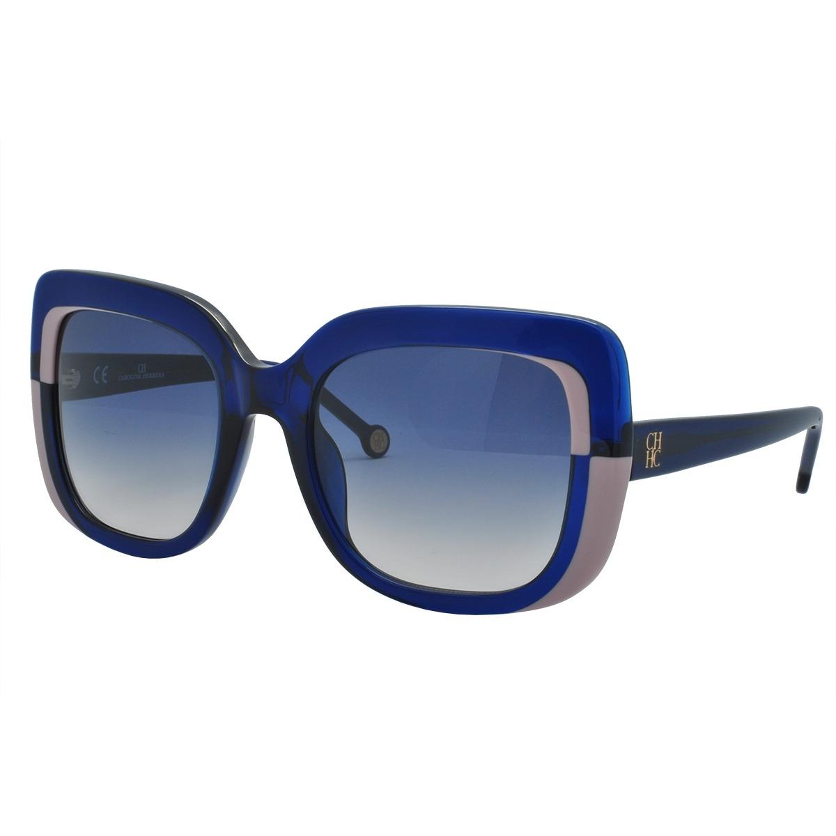 8a4675989f881 óculos de sol carolina herrera original feminino she786 0ag. Carregando  zoom.