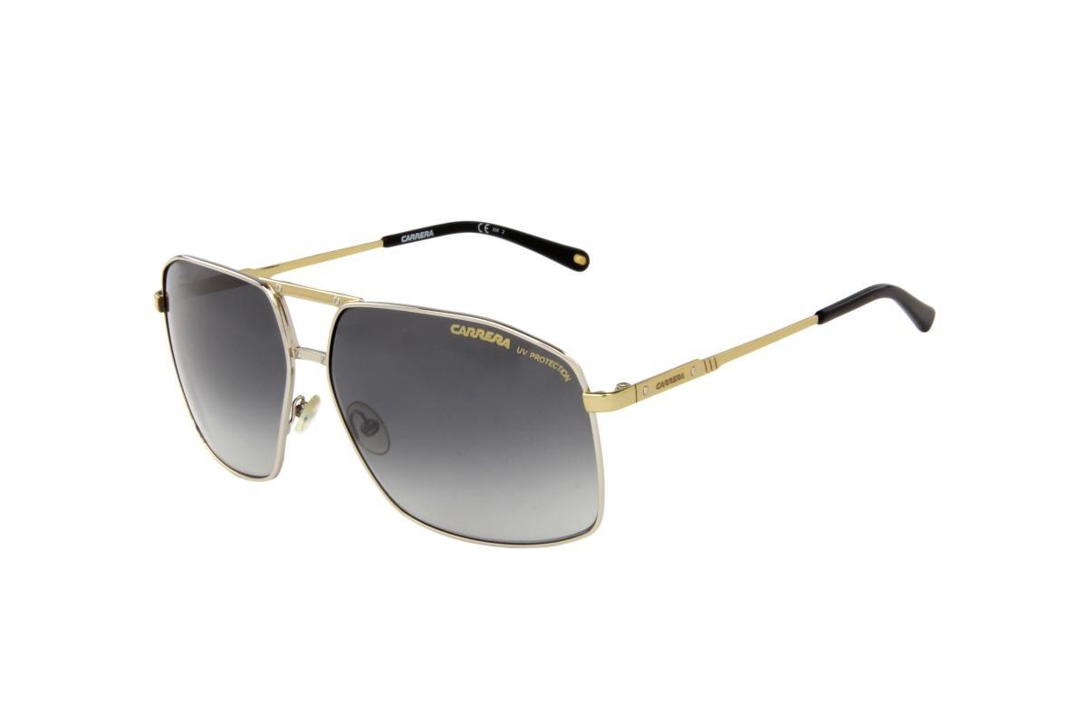 18b546c685bf3 óculos de sol carrera 100% proteção uv óptica melani dourada. Carregando  zoom.