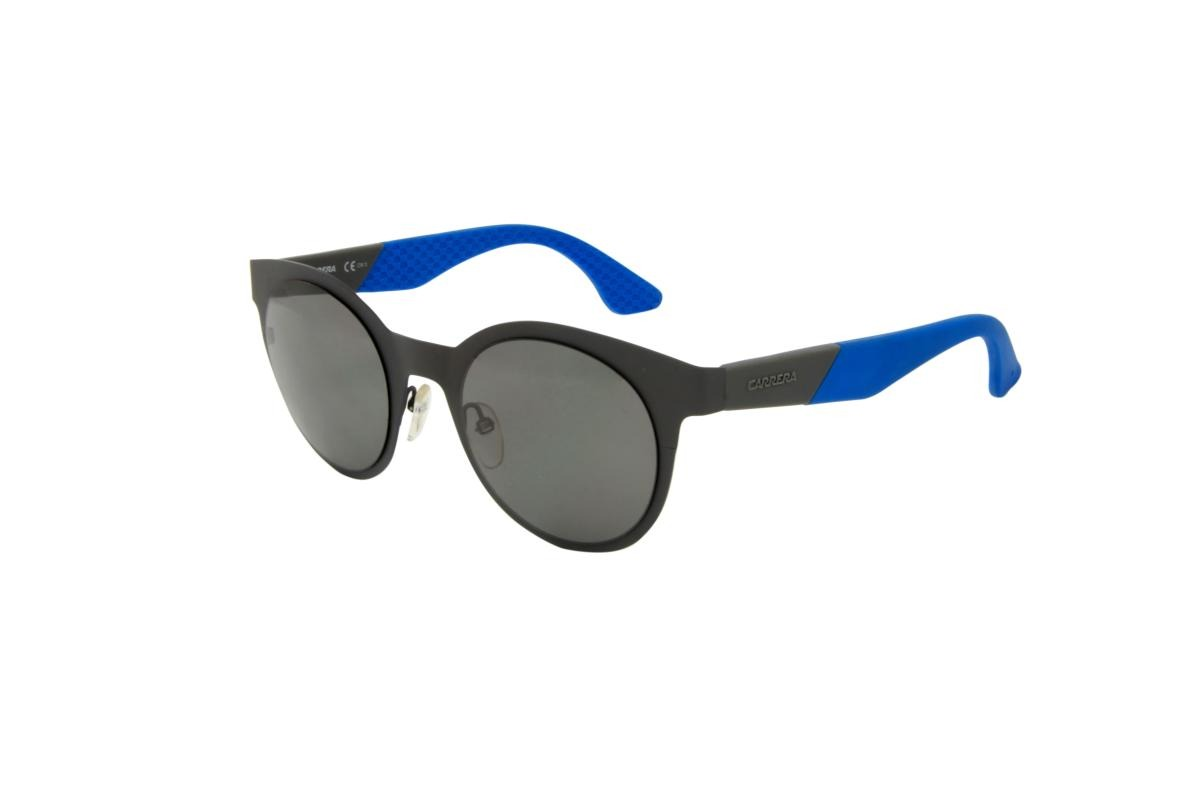 3fd8a8b0b6b72 óculos de sol carrera 100% proteção uv ópticas melani cinza. Carregando  zoom.