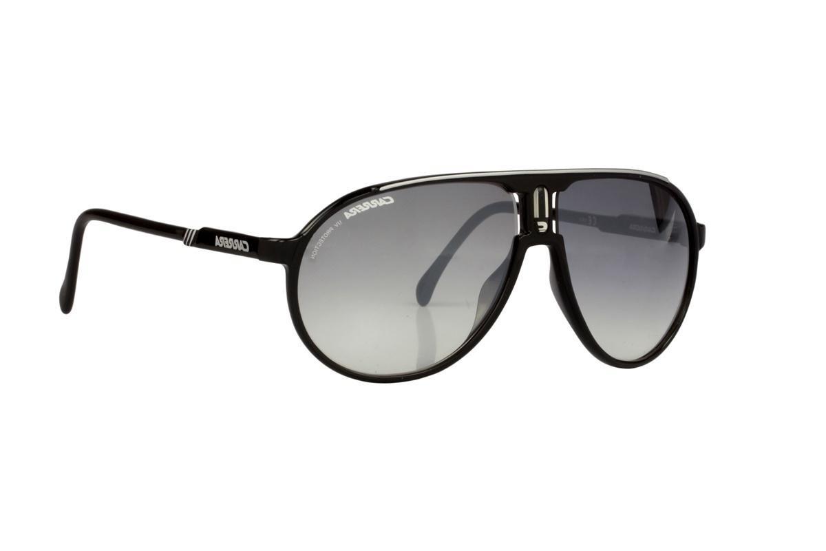 3641d17cad059 óculos de sol carrera 100% proteção uv preto lentes preto. Carregando zoom.