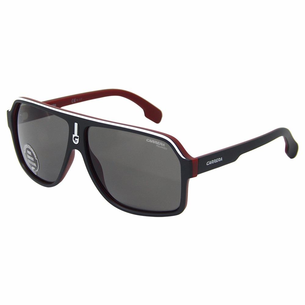 Óculos De Sol Carrera 1001 Masculino - R  489,00 em Mercado Livre b901ec4bed