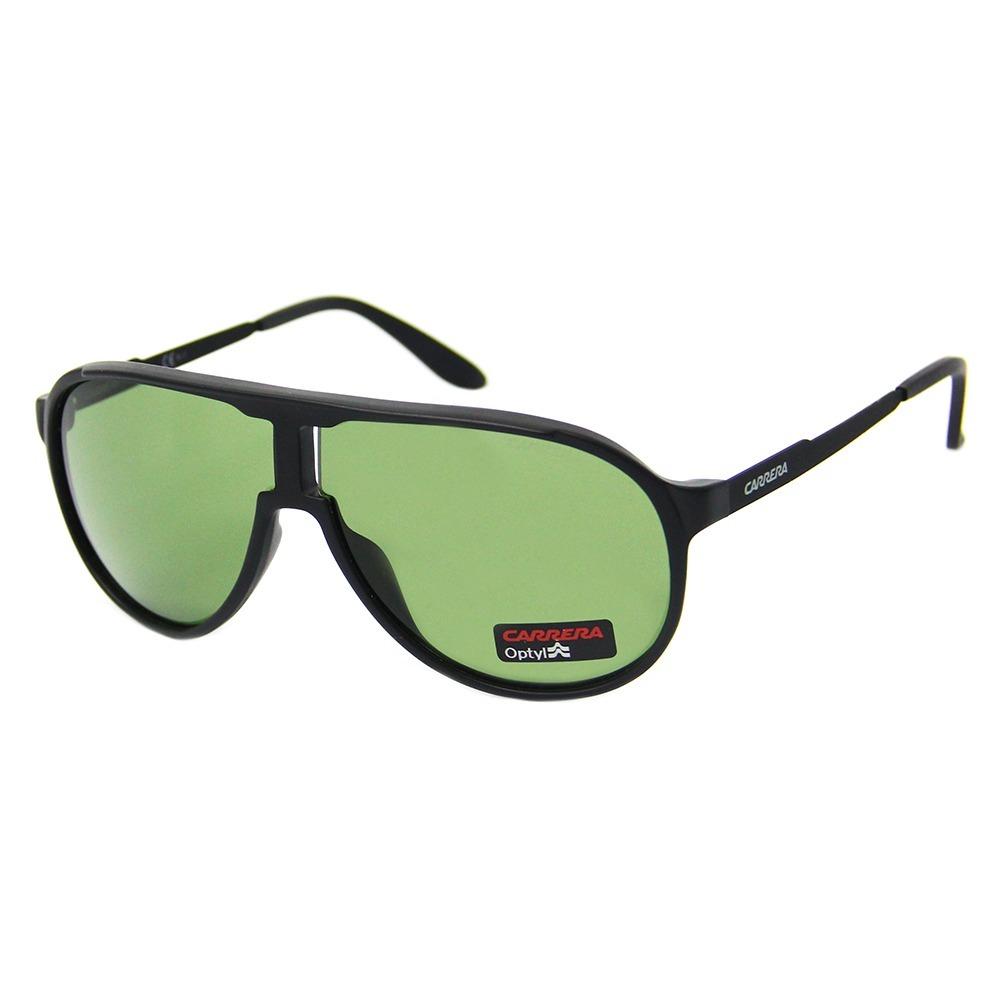 b0492c4c3ba57 Óculos De Sol Carrera New Champion Original + Brinde - R  459