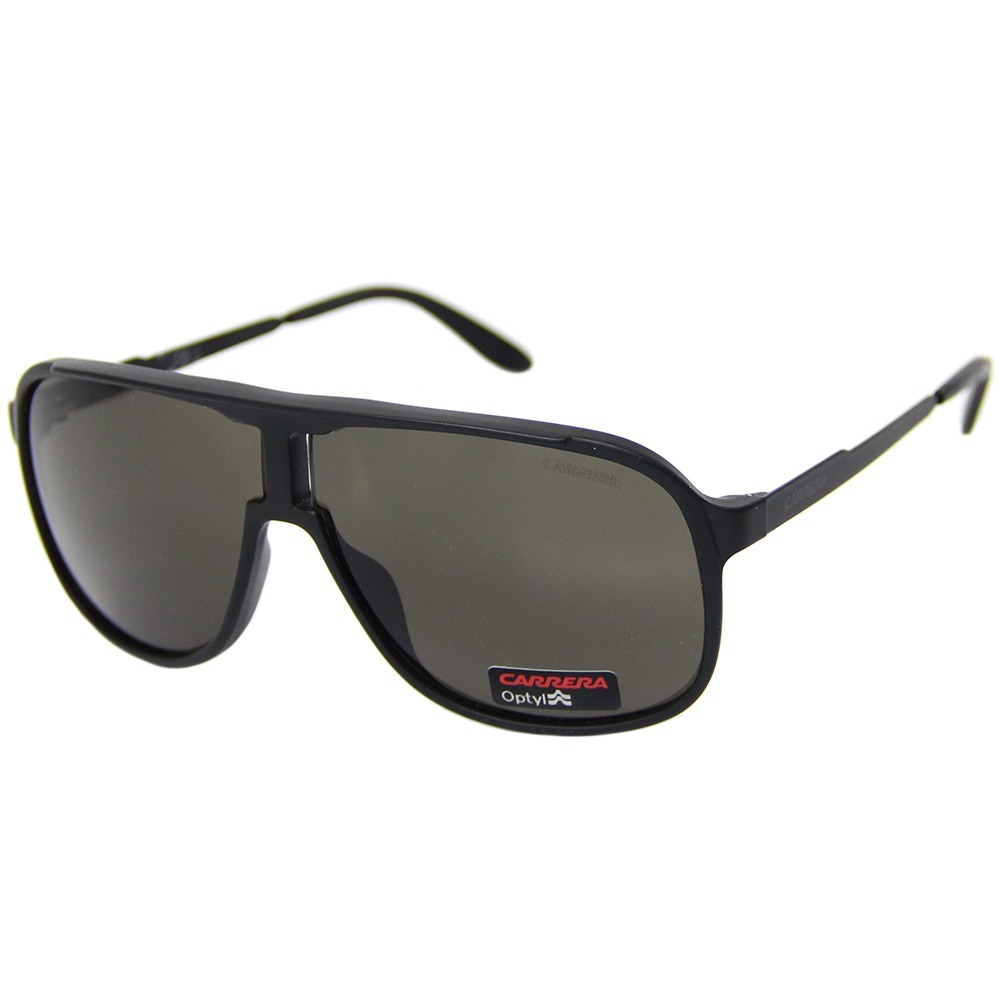 dc27b048280b9 Óculos De Sol Carrera New Safari Black - R  420