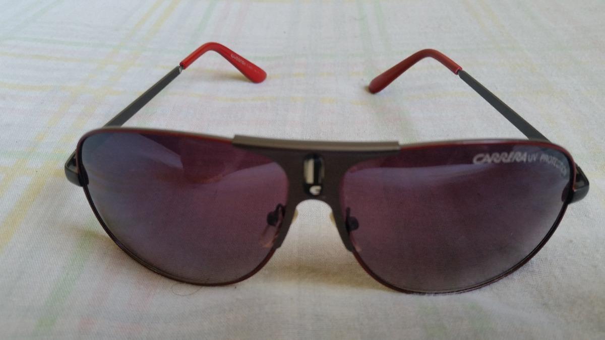 03c0454b508c7 Óculos De Sol Carrera Produto Com Uv Proteção Original - R  350