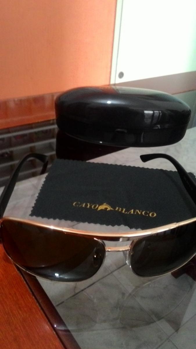 161051194 Óculos De Sol Cayo Blanco Original - R$ 119,00 em Mercado Livre