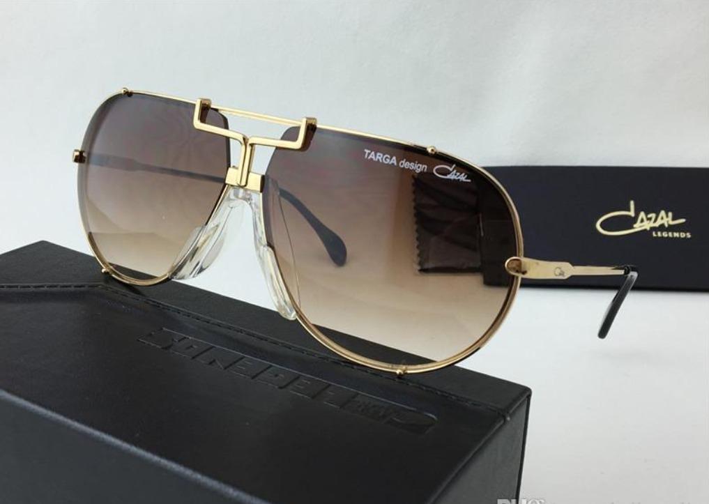 31503bb8acd13 Óculos De Sol Cazal Targa Design Completo - R  329