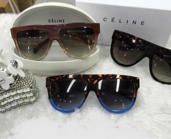 61b262353ccf3 Oculos De Sol Celine Shadow Mascara - R  519