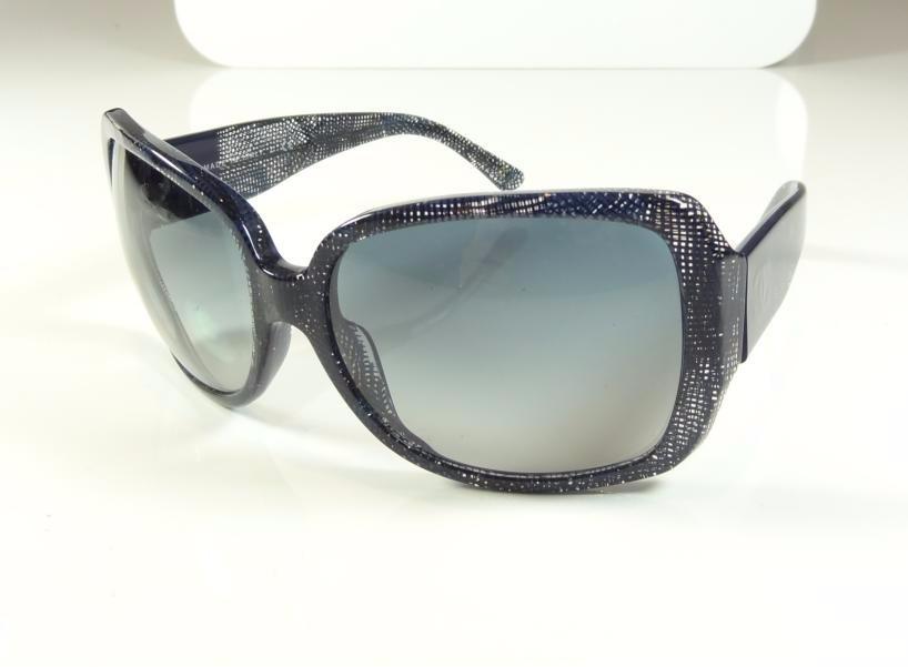 oculos de sol chanel feminino grande azul original a802. Carregando zoom. 3304554d26